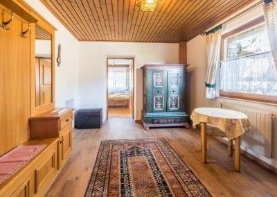 Apartment Anny Garderobe